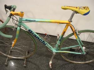 Pantani's Bianchi